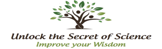 Unlock the Secret of Science Logo